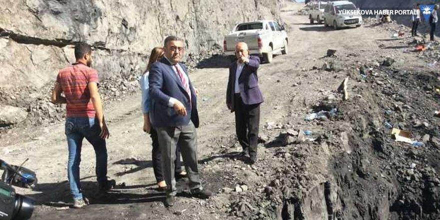 Şırnak'taki madende çalışma izni yok ama elektrik verilmiş