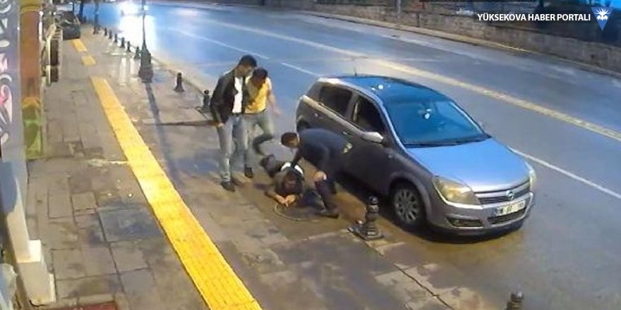 Kemik kıran polis dayağına ertelemeli ceza