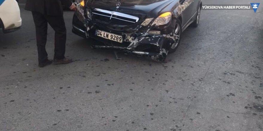 Batman'da trafik kazası: 5 yaralı