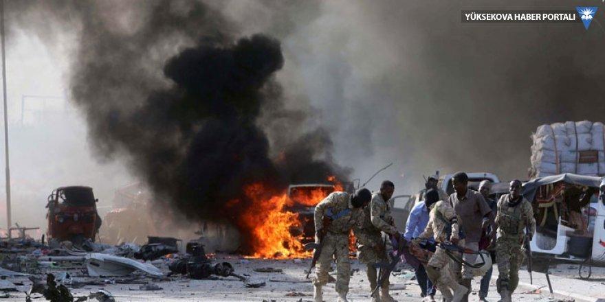 Somali'deki bombalı saldırılarda ölenlerin sayısı 358'e yükseldi
