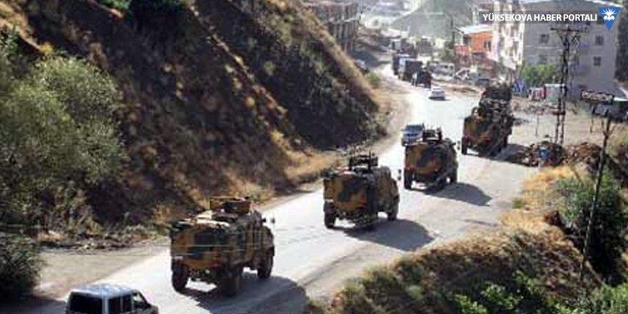 Şemdinli'de 6 köyde yasak