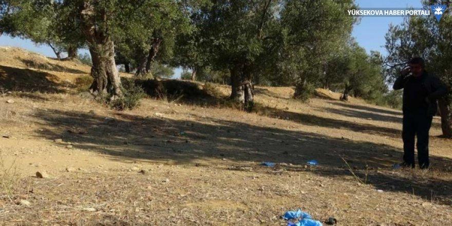 Edremit'te başı kesilmiş ceset bulundu