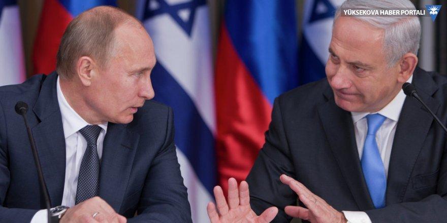 'Netanyahu'dan Putin'e: Kürtler için gerekirse...'