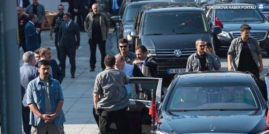 Erdoğan, AK Parti kurmaylarını topladı