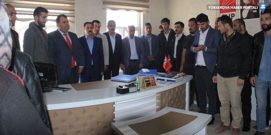 Hakkari'de CHP olağan kongresi