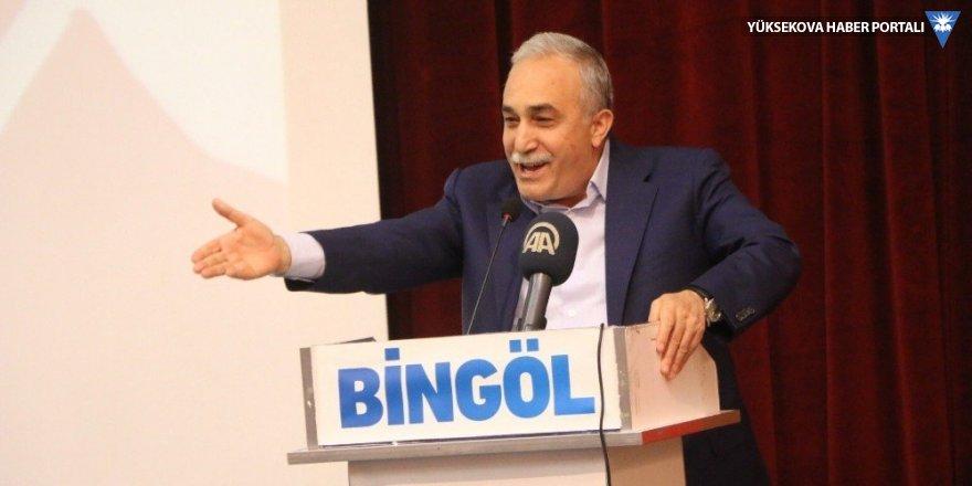 Bakan Fakıbaba: Türkiye öyle sıradan bir ülke değil, başınıza bela almayın