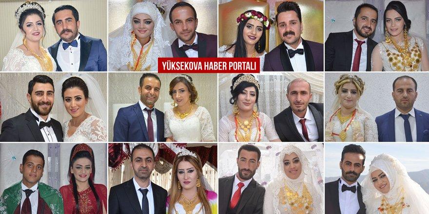 Yüksekova Düğünleri (21 - 22 Ekim 2017)