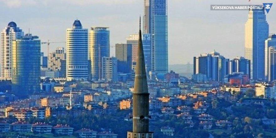 'İstanbul'da yeni gökdelenlere izin verildi'