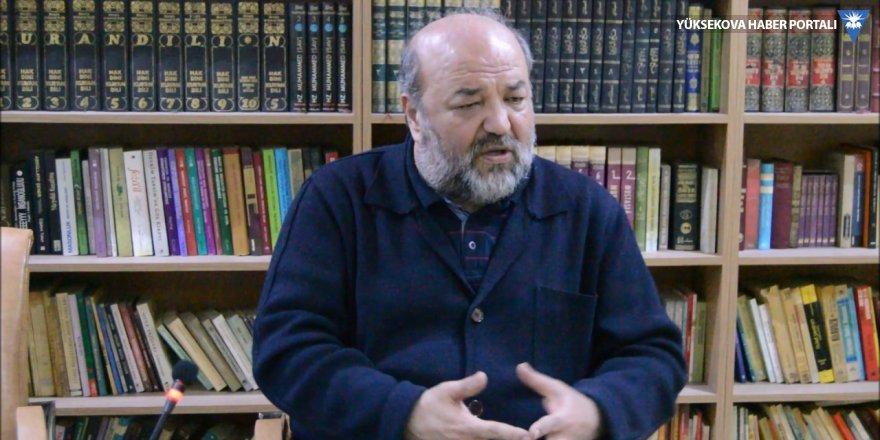 İhsan Eliaçık: AK Partililer beni arayıp 'Başkanın yaptığı kabul edilemez' dediler
