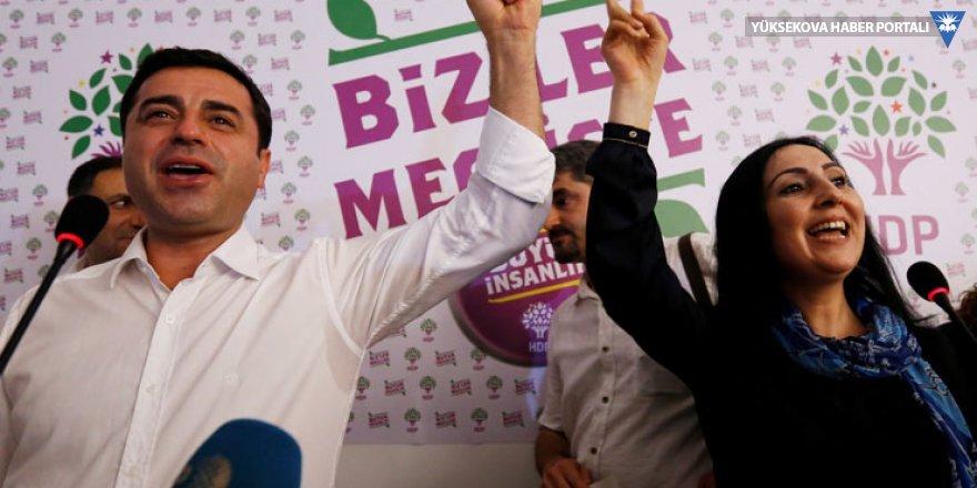 AİHM, HDP'liler için istediği süreyi uzattı