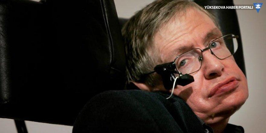 Stephen Hawking: Venüs'e gitsinler, ben masrafları karşılarım!