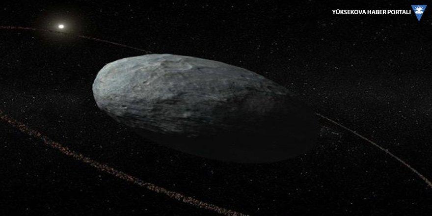 Cüce Gezegen'in halkaları keşfedildi