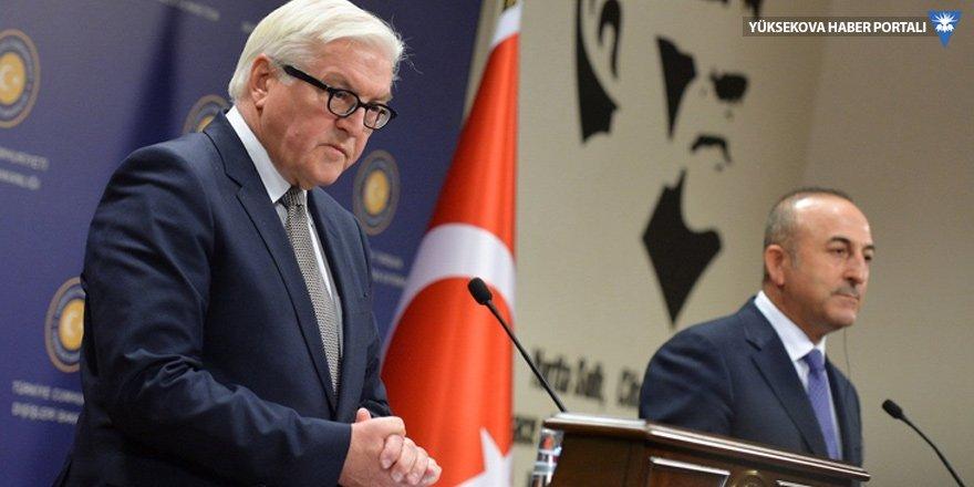 Almanya Cumhurbaşkanı Steinmeier: Deniz Yücel'in tutukluluğu skandal