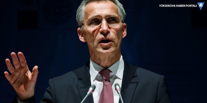 NATO Genel Sekreteri Stoltenberg, Cumhurbaşkanı Erdoğan'dan özür diledi