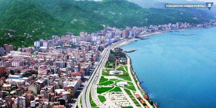 Türkiye'nin havası temiz tek ili Rize