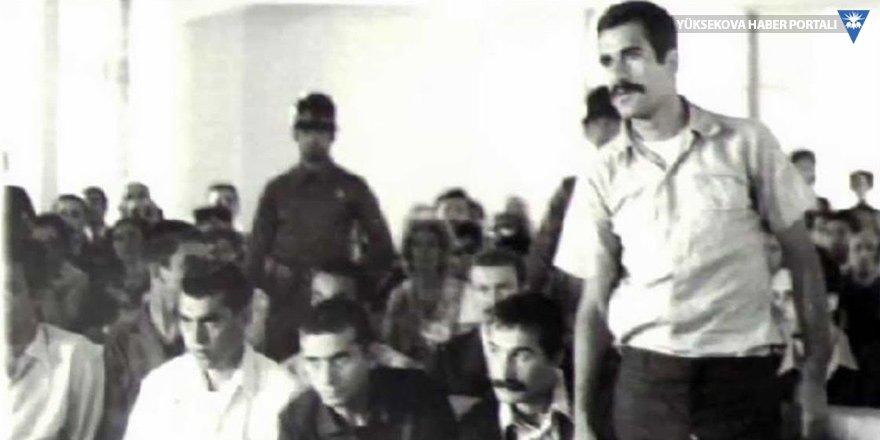 Mehmet Özgür Boza: İdam şerhini teslim alır almaz yırtacağım