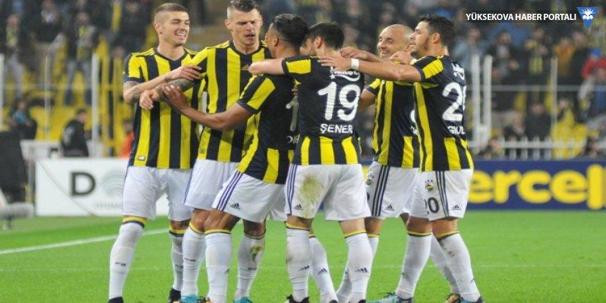 Fenerbahçe 4 - 1 Sivasspor