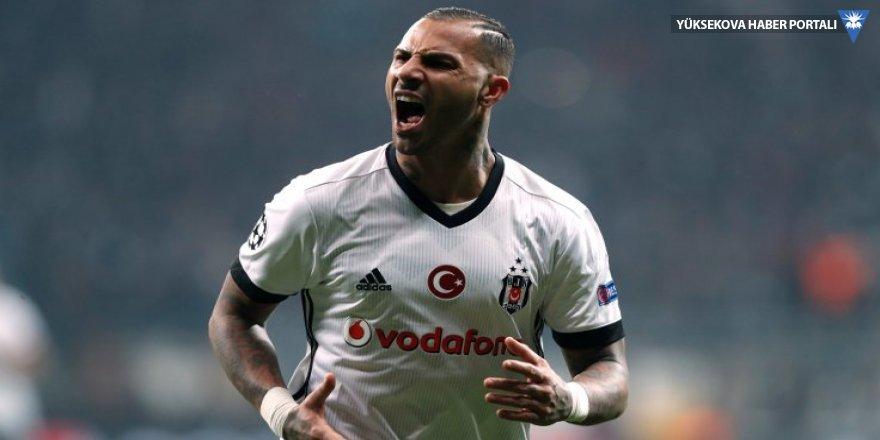 Beşiktaş, lider olarak üst tura çıktı