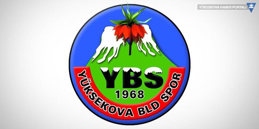 Yüksekova Belediyespor'dan teşekkür mesajı