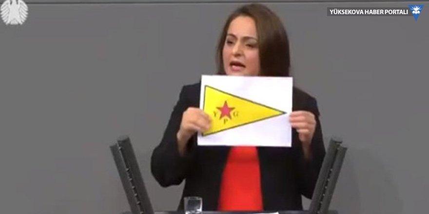 Alman meclisinde YPG tartışması
