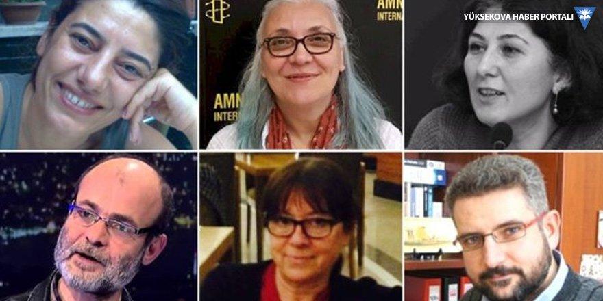 Büyükada davası: Taner Kılıç'ın tutukluluğuna devam kararı verildi