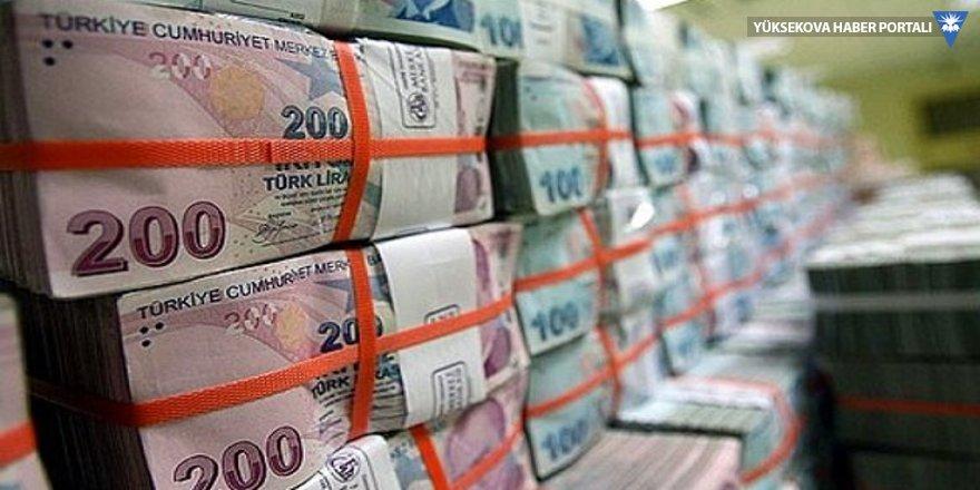 Kısa vadeli dış borç 122 milyar dolara yükseldi
