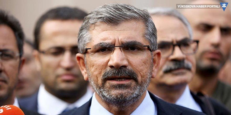 Diyarbakır Baro Başkanı: Tahir Elçi dosyasında ilerleme sağlanamadı