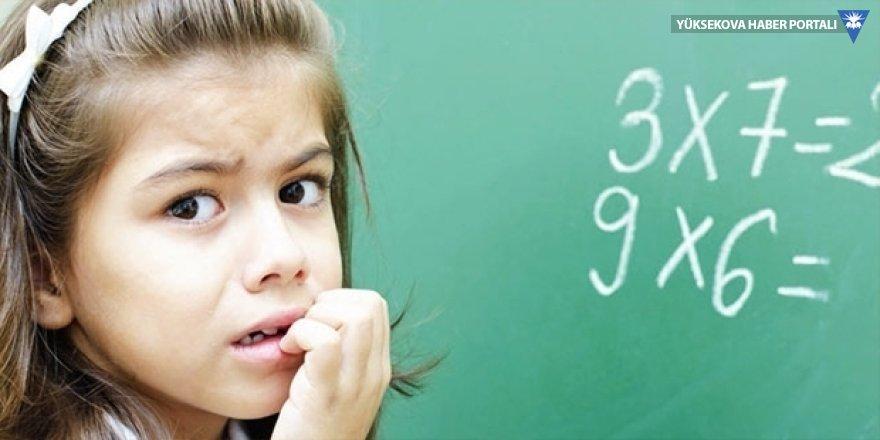'Türkiye'de çok sayıda öğrenci temel matematik becerisinden yoksun'