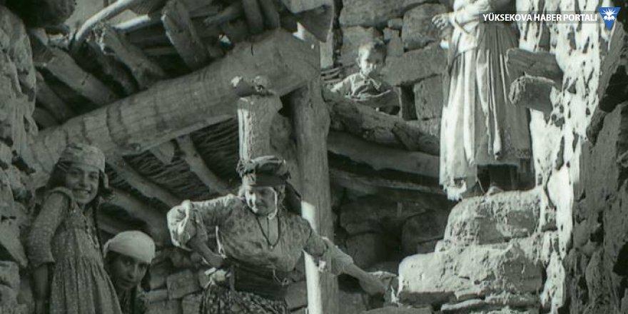 Çukurca'ya bağlı Ziyanış köyü, 1970'li yıllar