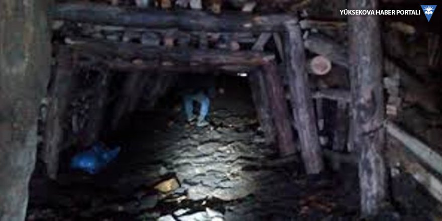 Madende göçük: Bir işçi öldü