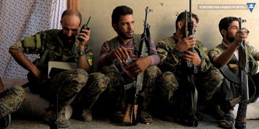 'SDG 800 IŞİD'ciyi ablukaya aldı'