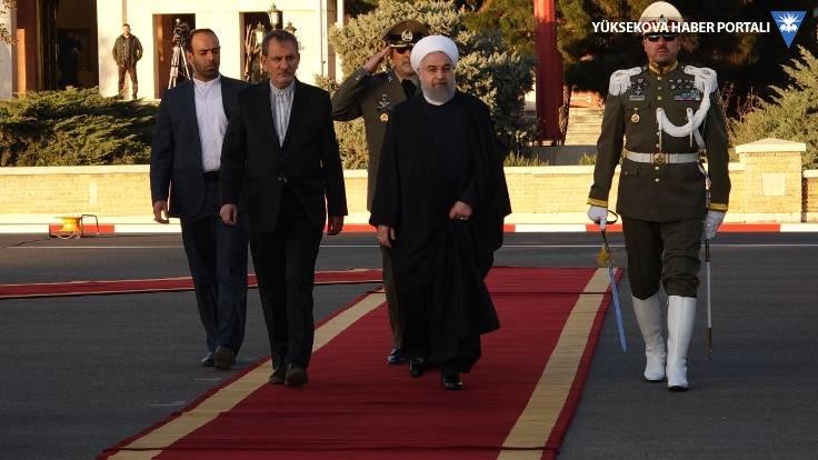 Ruhani: Trump'ın Kudüs kararı gerçekleşmeyecek