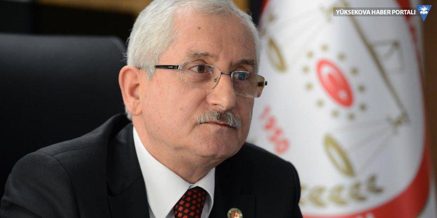 YSK başkanı ve üyeleri 2022'ye kadar görevde
