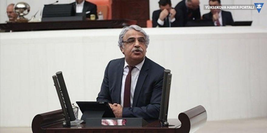 HDP'li Sancar: İhraç edilen, tutuklanan hakim ve savcıların kararları geçerli olmamalı