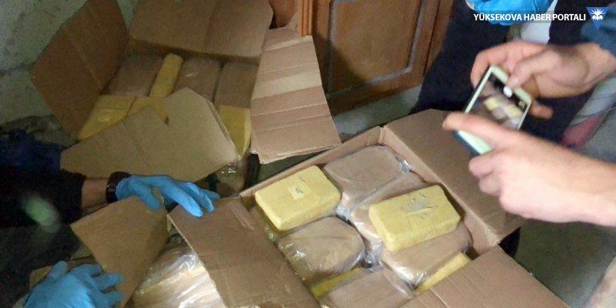 Van'da 61 kilo eroin ele geçirildi