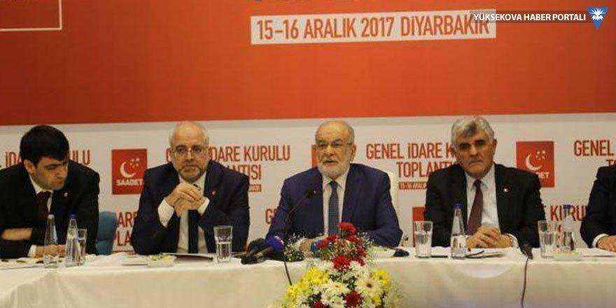 SP Kürt raporu açıklayacak