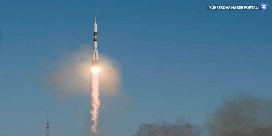 Soyuz MS-07 uzaya fırlatıldı