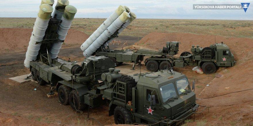 Rusya: S-400'ler 2019'da Türkiye'de