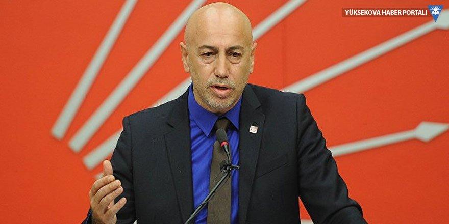 CHP'li Aksünger: İYİ Parti yerine HDP ile ittifak yapmalıydık