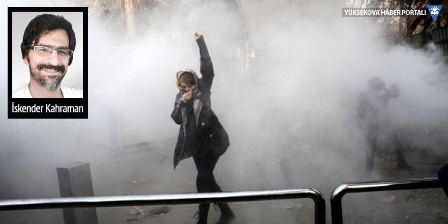 İran protestolarının perde arkası