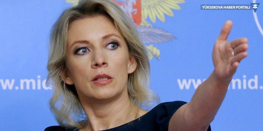 Rusya Dışişleri: Suriye Ulusal Diyalog Kongresi'nden vazgeçmeyeceğiz