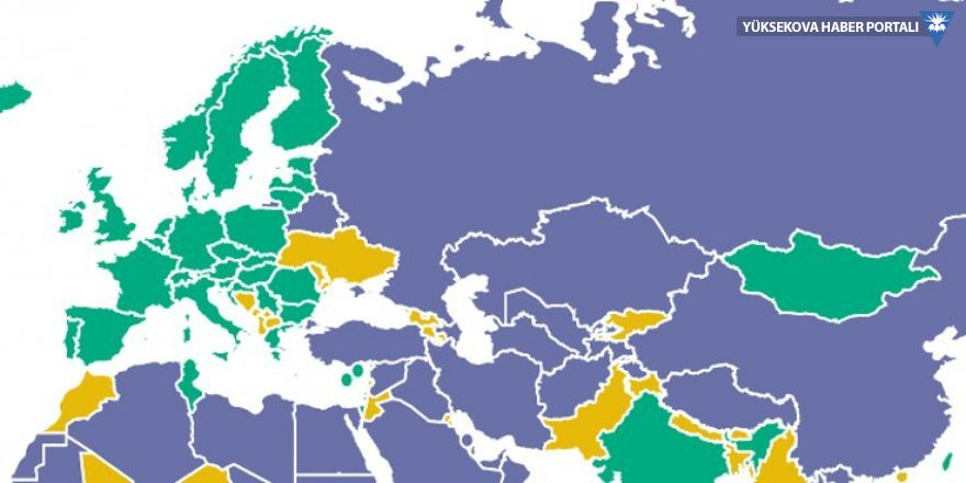 Freedom House'tan Türkiye için bir ilk: Artık özgür değil