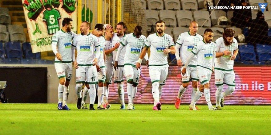 Süper Lig lideri Başakşehir, Türkiye Kupası'na veda etti