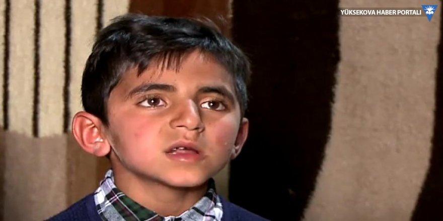 IŞİD'in kaçırdığı Eyhem Azad Kürtçe'yi unuttu