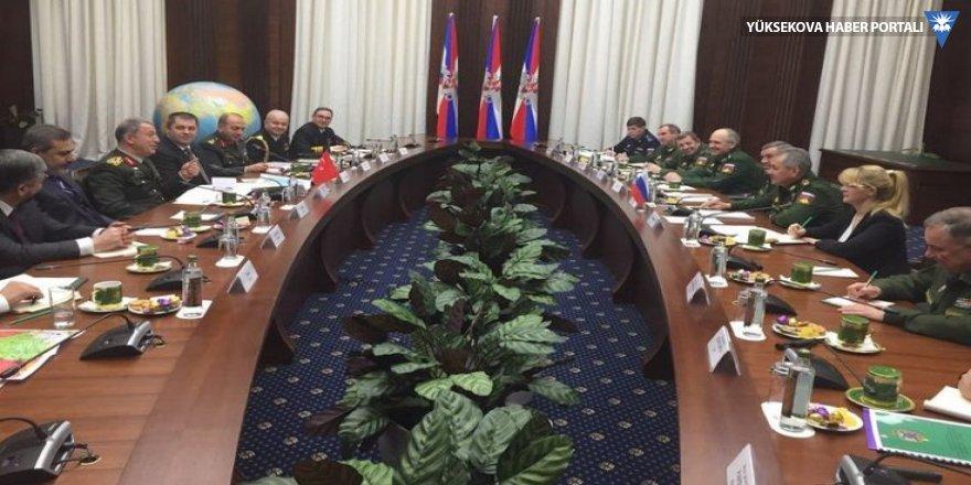 Rusya Savunma Bakanlığı: Görüşme yapıcı geçti
