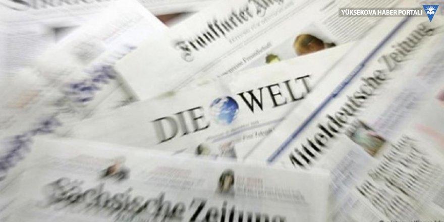 Afrin harekâtı Alman basınına böyle yansıdı