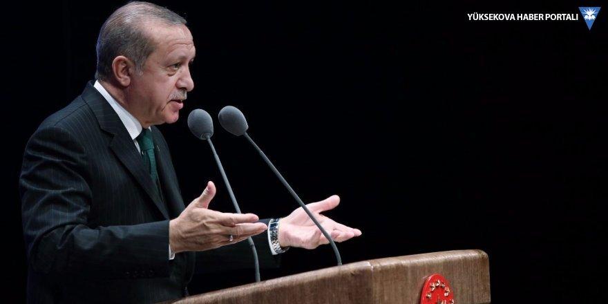Erdoğan: Ansızın Sincar'a da girebiliriz