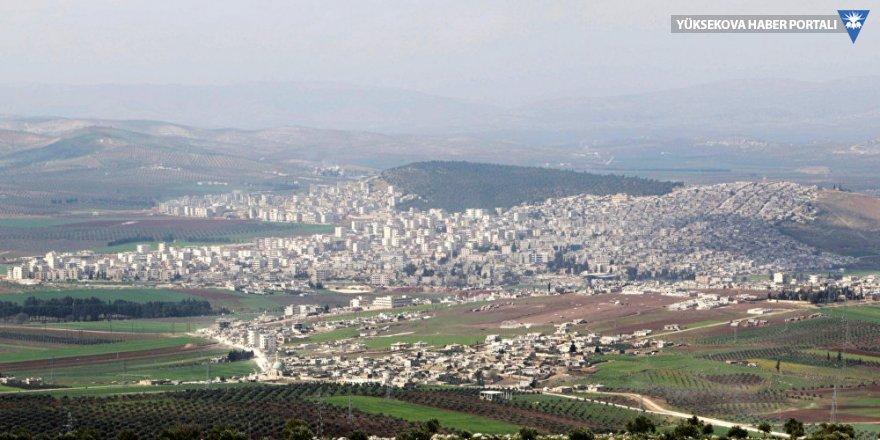 Afrin'de patlama: 11 kişi hayatını kaybetti