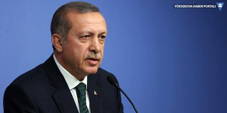 Erdoğan: Afrin'e giden HTŞ militanlarına top atışı yapıldı