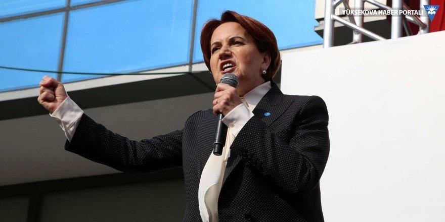 Akşener: İYİ Parti'nin oyu yüzde 22'yi buluyor